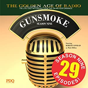 Gunsmoke, Season 9 Radio/TV Program