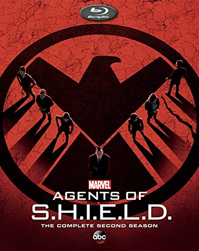 Marvel's Agents of S.H.I.E.L.D.: Season 2 [Amazon Exclusive] [Blu-ray]
