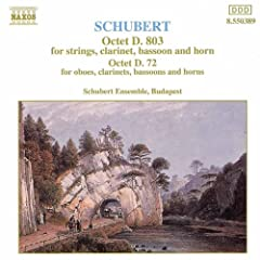 Schubert: Octets, D. 803 And D. 72