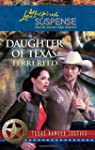 Daughter of Texas (Love Inspired Susp...