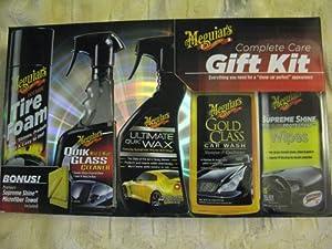 Meguiars 6 Piece Car Wash Care Set by Meguiars