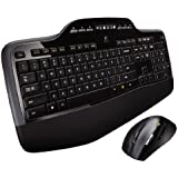 Logitech Wireless Desktop MK710  - UK layout