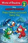 World of Reading: Mickey & Friends Hu...