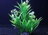 Govine® プラスチック植物 人工水草 アクアリウム 水槽 水族館装飾