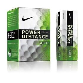 Nike Power Distance Soft 1-Dozen Golf Balls