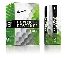 Nike Power Distance Soft Dozen Golf Balls