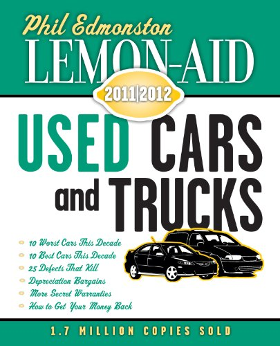 Lemon-Aid Used Cars And Trucks 2011–2012 front-594080