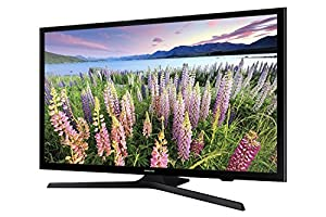 Samsung 40-Inch Smart LED TV UN40J52015AB- 40-inch 1080p Smart LED TV Wifi Built in + Bonus 1x- 6.5 Feet High-speed Hdmi 2.0 Cable Supports Ethernet, 3d, 4k (2015 Model) (Refurbished)