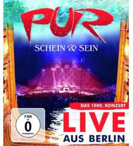 Blu-ray : Pur - Schein & Sein Live Aus Berlin (Germany - Import)