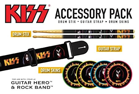 Kiss Rock Band Bundle