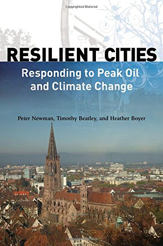 Resilient Cities: Responding to Peak Oil and Climate Change climate change mitigation and carbon trade in kenya