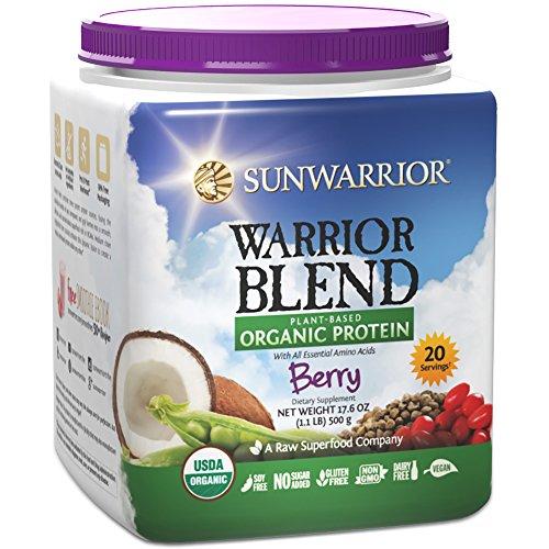 Sunwarrior-Warrior-Blend-Raw-Plant-Based-Protein-20-Servings-11-lbs