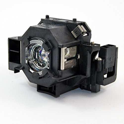 eWorldlamp EPSON ELPLP42/V13H010L42 high quality Original Projector Lamp Bulb with housing Replacement for EPSON PowerLite 822p 83c 400W 410W 822+ 822p 83+ 83V+ EPSON EX90 H281B H371A EPSON EB-410W 410WE EPSON EMP-280 400 400W 400WE 410W 822 822H 83 83C 83H 83HE X56 (Elplp42 Bulb compare prices)