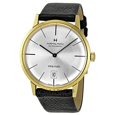 Hamilton American Classic Timeless Classic Intra-Matic 38MM Mens Watch