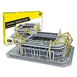 Nanostad(ナノスタッド) ドルトムント オフィシャル スタジアム(ジグナル・イドゥナ・パルク) 3D パズル
