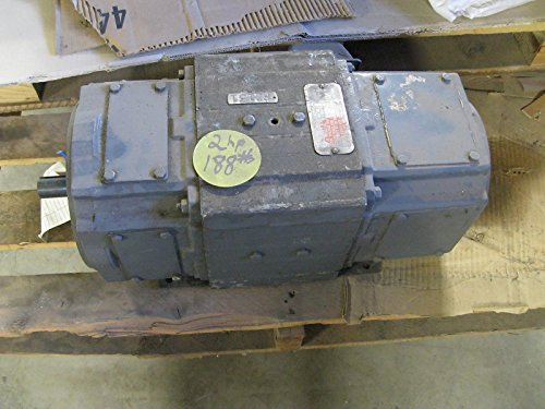 Reliance Electric Seco Industrial Continuous Duty 2Hp 180Vdc Motor 1750Rpm
