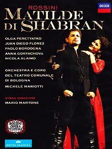 Matilde Di Shabran: Pesaro Festival (Mariotti) [DVD] [2013]
