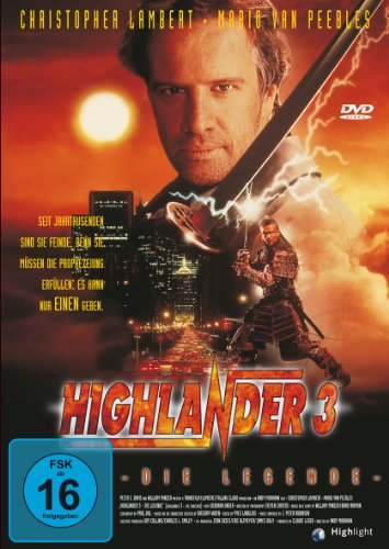 Highlander 3 - Die Legende