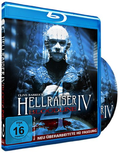 Hellraiser IV - Bloodline [Blu-ray]