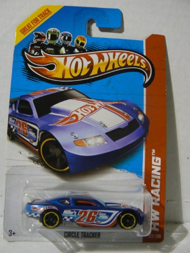 Hot Wheels HW Racing Circle Tracker - 1