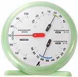 シンワ 温湿度・不快指数計 R-1 15cm 70480