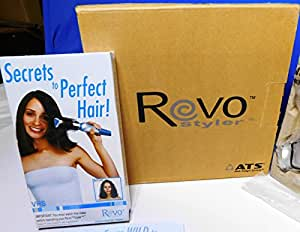 Revo Styler Rotating Hair Brush