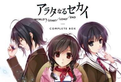 「アラタなるセカイ」コンプリートBOX(Blu-ray Disc)