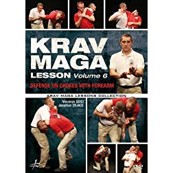 Krav Maga Lesson Vol.6 - Defense on Chokes with Forearm