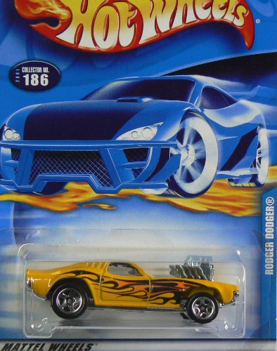 Hot Wheels 2001-186 RODGER DODGER 5SP 1:64 Scale - 1