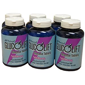 GlucoLift Wildberry 6-pack