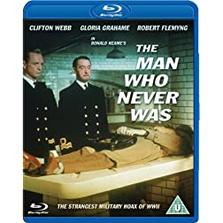 Man Who Never Was [Blu-ray]