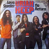Uriah Heep - Love Stealer / No Return - Bronze Records - 101 998-100