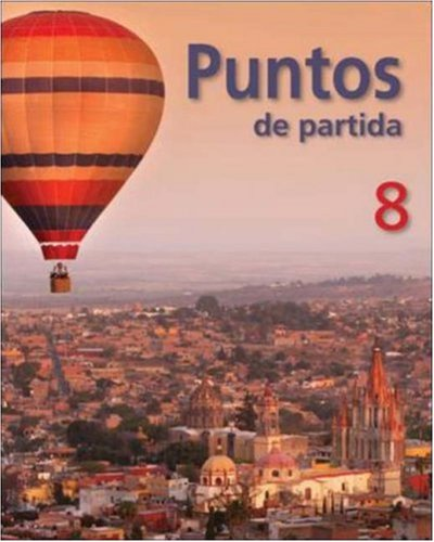 Puntos de partida: An Invitation to Spanish (Student Edition), Marty Knorre,