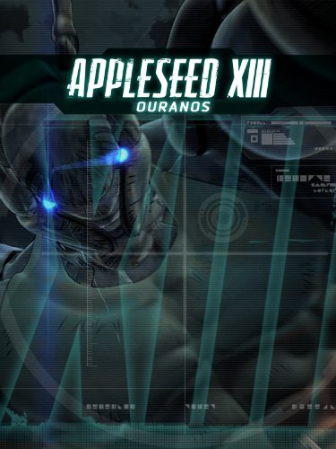 Appleseed Xiii Movie 2 - Ouranos front-452935