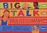 Big Talk: Poems for Four Voices