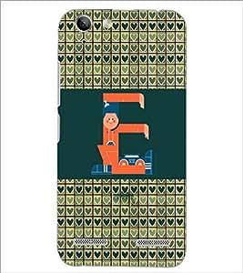 PrintDhaba GRANDbet E D-2593 Back Case Cover for LENOVO VIBE K5 PLUS (Multi-Coloured)