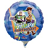 Toy Story Group Birthday Mini Foil Balloon (1 per package)