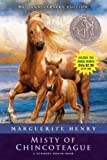 Misty of Chincoteague (1416948317) by Marguerite Henry