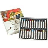 Sennelier Oil Pastel Assorted Set Of 24 (Color: 1, 26, 6, 200, 2, 220, 237, 31, 203, 202, 219, 239, 214, 92, 42 35, 45, 34, 213, 15, 19, 16, 20, 23, Tamaño: standard)