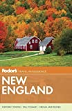 img - for Fodor's New England by Fodor Travel Publications [20 December 2012] book / textbook / text book