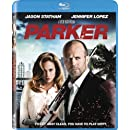 Parker (Blu-ray + UltraViolet Digital Copy)