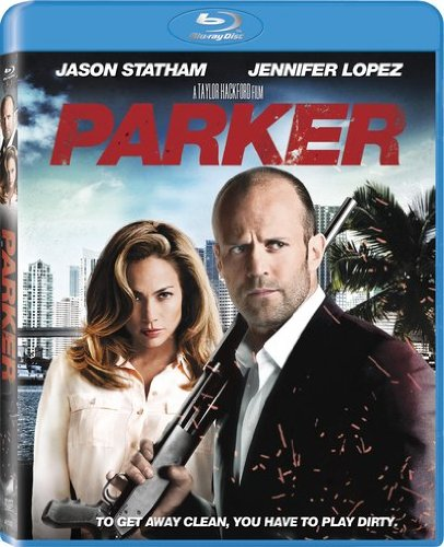 Blu-ray : Parker (Ultraviolet Digital Copy, Widescreen, Dolby, AC-3, )