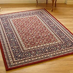 diamond rug 72240 330 100 new zealand wool wine red 2m x 3m 6 39 6 x 10 39 approx. Black Bedroom Furniture Sets. Home Design Ideas