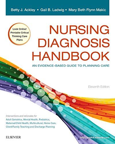 ackley and ladwig nursing diagnosis handbook pdf