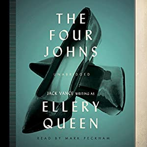 The Four Johns Audiobook