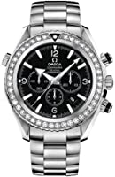 Omega Seamaster Planet Ocean Chronograph Mens Watch 222.15.46.50.01.001 from Omega