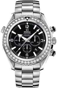 Omega Seamaster Planet Ocean Chronograph Mens Watch 222.15.46.50.01.001