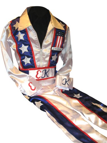 Evel Knievel Signed