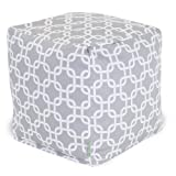 Majestic Home Goods Links Cube, Small, Gray