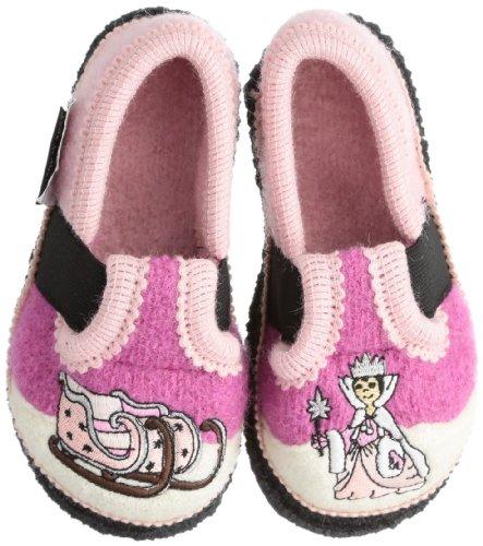 Kitz - Pichler Eisprinzessin Low Girls Pink Pink (Lippstick 9749) Size: 12.5 (31 EU)
